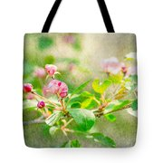 Feast Of Life 20 - Morning Mists Tote Bag