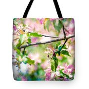Feast Of Life 22 - Apple - The Beginning Tote Bag