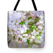 Feast Of Life 23 - Spring Wreath Tote Bag
