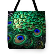 Feather Abstract Tote Bag