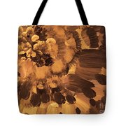 Feather Flower 2 Tote Bag