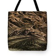 Feather Ice 2 Tote Bag