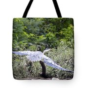 Feathering Flight Tote Bag