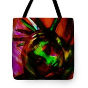 Feathers Have Texture Tote Bag