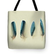Feathers No1 Tote Bag