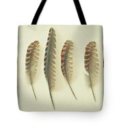 Feathers No2 Tote Bag