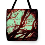Featured Sun Peaceful Zentree Rest Tote Bag