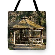 February's Gazebo 2013 Tote Bag