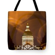 Federal Courthouse St Louis Tote Bag