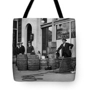 Federal Prohibition Agents 1923 Tote Bag