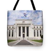 Federal Reserve Building No1 Tote Bag
