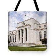 Federal Reserve Building No2 Tote Bag
