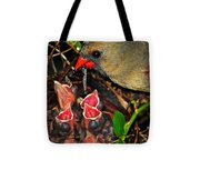 Feed Me Mommy Tote Bag