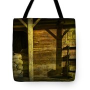Feed Mill Store Tote Bag by Randall Nyhof