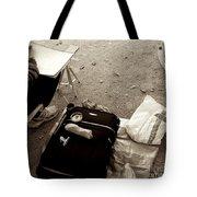 Feed The Art Tote Bag