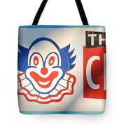 Feed The Clown Tote Bag