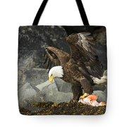 The Ultimate Bald Eagle Tote Bag