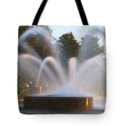 Feel The Mist Tote Bag