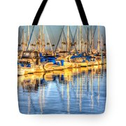 Feel The Warmth Tote Bag