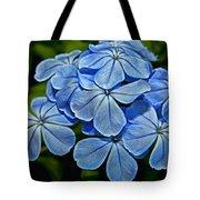 Feeling Blue Tote Bag