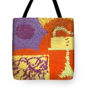Feeling Jazzy Tote Bag
