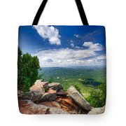 Feeling On Top Of The World Tote Bag