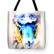 I Have This Terrible Sheep Feeling  Tote Bag