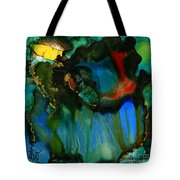 Feeling Violated And Blue Tote Bag