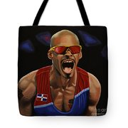 Felix Sanchez Tote Bag