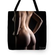 Female Curves Tote Bag