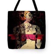 Female Impression Tote Bag