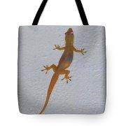 Female Nocturnal Lizard Tote Bag