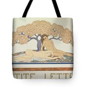 Female Nudes Tote Bag