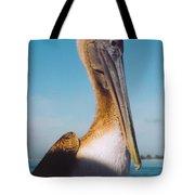 Female Pelican Tote Bag
