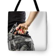 Feminin Agent Tote Bag