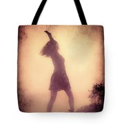 Feminine Freedom Tote Bag by Loriental Photography