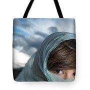 Feminine Mysteries Tote Bag by Lisa Knechtel