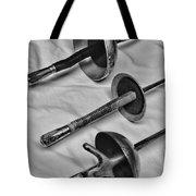 Fencing - Fencing Swords Tote Bag