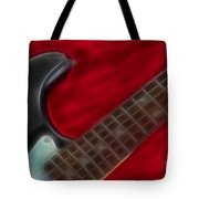 Fender-9657-fractal Tote Bag