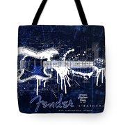 Fender Blueprint Washout Tote Bag