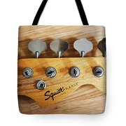 Fender Squier Bass Tote Bag