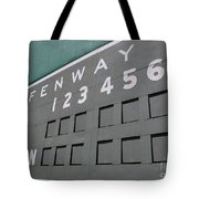 Fenwall Tote Bag