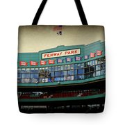 Fenway Memories - 2 Tote Bag