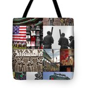 Fenway Memories Tote Bag by Joann Vitali