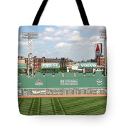 Fenway Park Green Monster 1 Tote Bag
