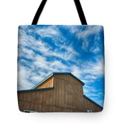 Fenwick Barn  7p01967 Tote Bag