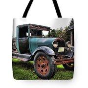 Ferland's_1154 Tote Bag