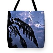 Fern At Twilight Tote Bag