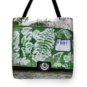 Fern Gully Tote Bag