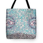 Fern Pteridium Rhizome, Lm Tote Bag